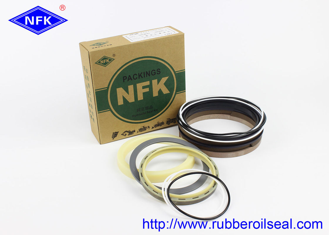 Rubber Excavator Seal Kit Oil Cylinder Repair For Komatsu Caterpillar Hyundai Doosan Daewoo