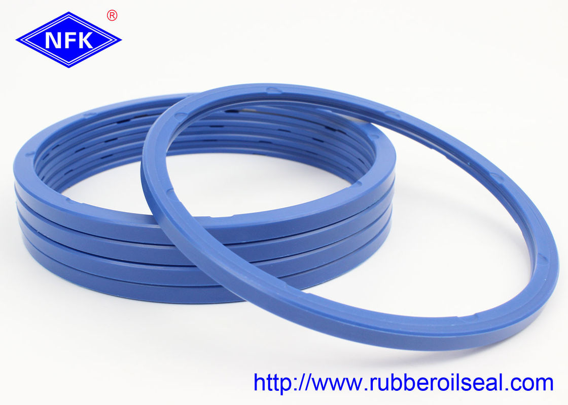Blue Excavator Seal Kit KATO HD700 HD820-3 HD1430 HD1230 Center Joint kits Pressure Strong Sealing Capacity