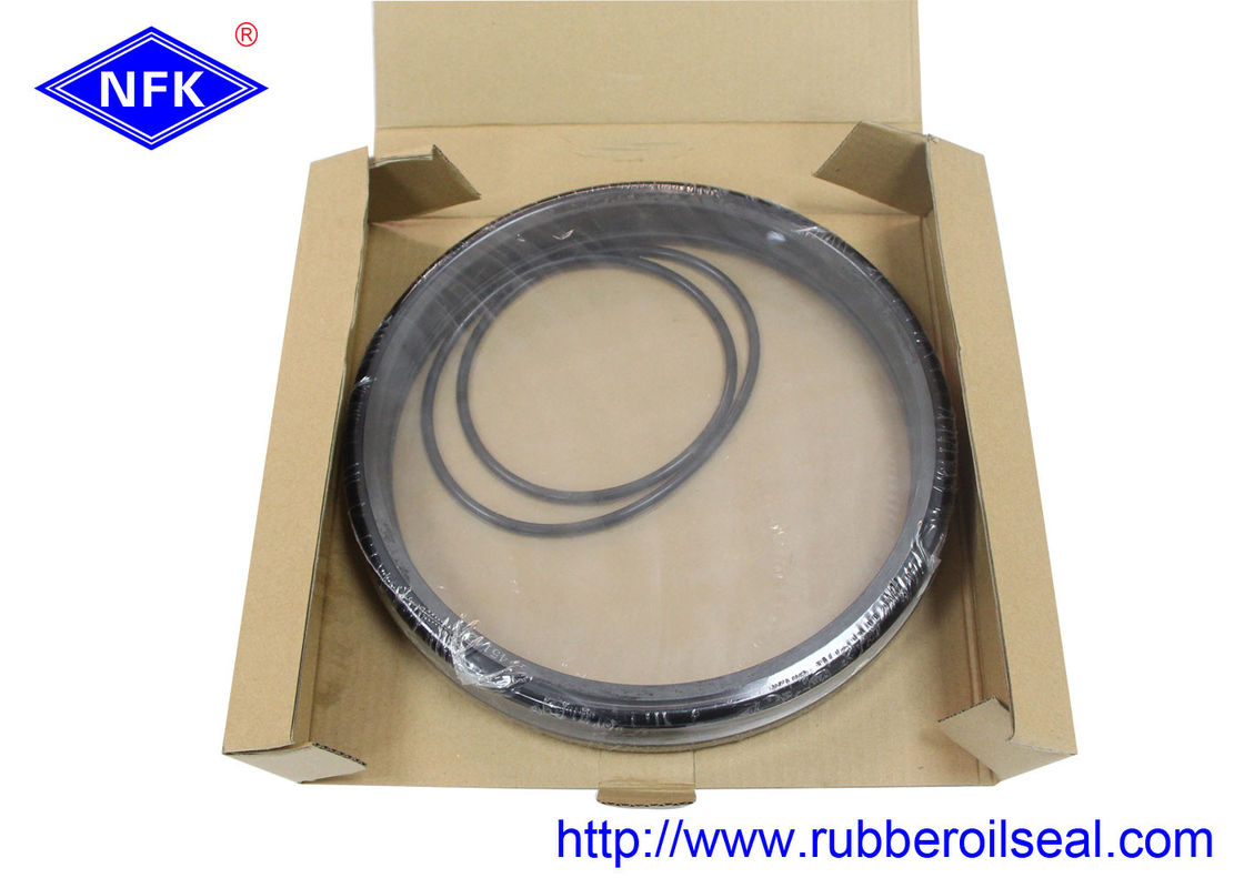 Rubber Floating Oil Seal , O Ring Lip Seal Shore A Hardness Various Size